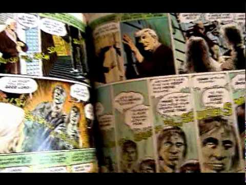 Creepshow Comic Book Creepshow Comic Book
