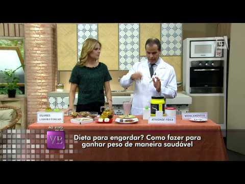 Dieta Para Engordar (27/05/14) - Você Bonita