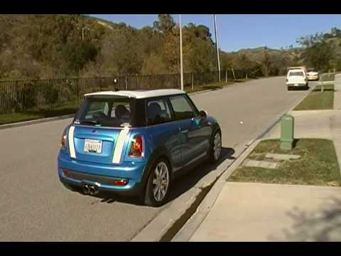 R56 Borla Exhaust Mini Cooper S Part 2