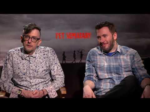 [Interview] Pet Sematary Directors Kevin Kölsch & Dennis Widmyer Talk Alternate Ending, Easter Eggs
