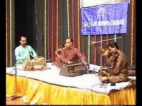 Chitthi Aayi Hai by Shishir Parkhie- Live in Mumbai Concert.