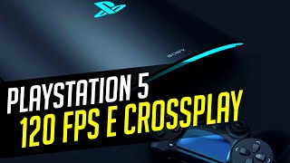 PS5: cross play, risoluzione 4k 120Hz, SSD e lista amici unificata di PlayStation 5