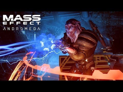 "MASS EFFECT™: ANDROMEDA – APEX Mission Brief 11: ""Don't Go Looking for Trouble"""