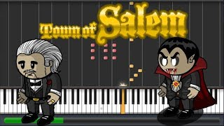 Town of Salem - All Soundtracks (Synthesia) ♫