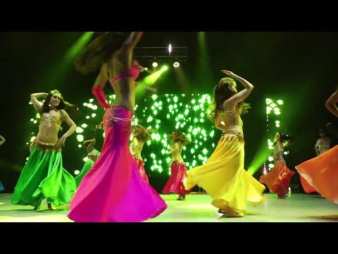 Belly Dance: Fleur Estelle Dance Company - Move It 2013