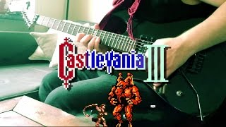 Castlevania 3 - Beginning [METAL COVER]