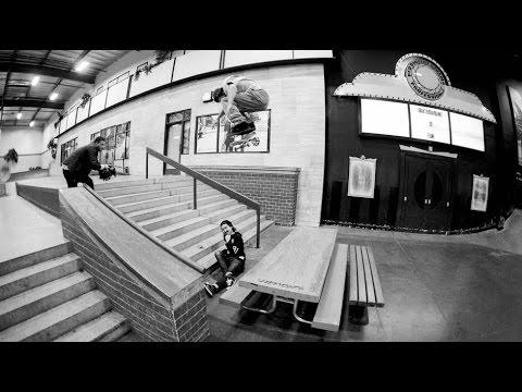 Chris Joslin's 21-Foot Backside Flip