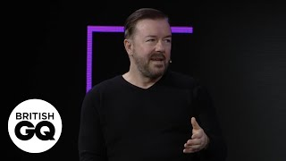Ricky Gervais: 'I can defend everything I have ever done' | British GQ