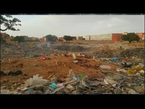 عبد السلام أمزور يحكي معاناة ساكنة جماعة لاخصاص مع مطرح النفايات