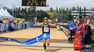 32th Athens Marathon The Authentic. 9 Nov 2014. Live TV for 4 hours streaming