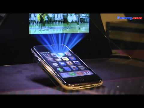 iPhone 3D TEST official video