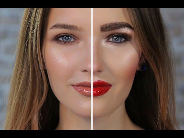 Ошибки в макияже. Как правильно сделать макияж.