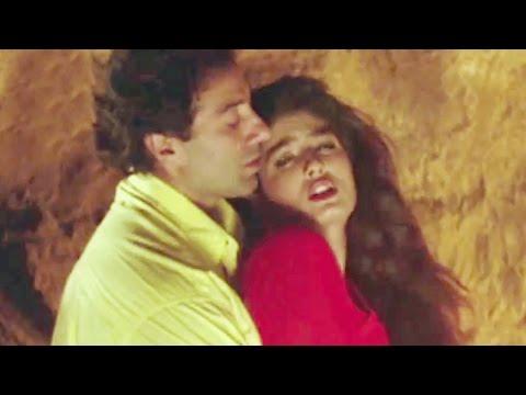 Dheere Dheere Chori Chori - Raveena Tandon Sunny Deol Imtihaan...