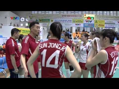 4.25 Sport Club DPK North Korea Vs Astana(Kazakhstan)[Semifinal]:VTV Bình Điền Cup 2015