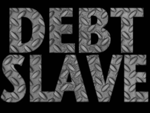 Debt Slave George4title, Inflation.us