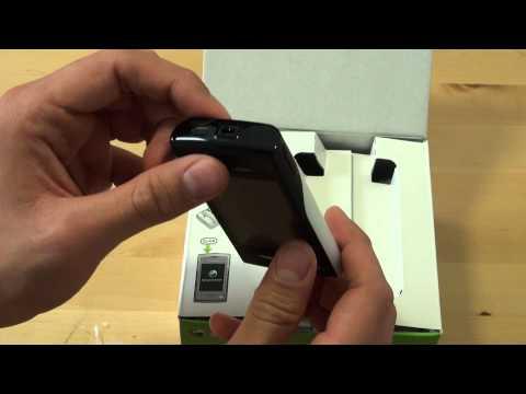 Sony-Ericsson Yendo Test Erster Eindruck