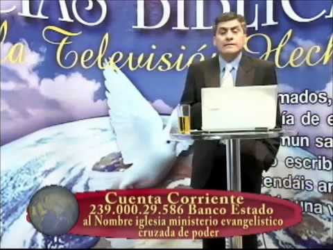 Pastor Marcos Morales - El Espiritu De Jezabel En La Iglesia De Hoy