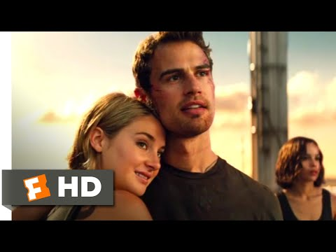 The Divergent Series: Allegiant (2016) - A Message From Tris Scene (10/10) | Movieclips