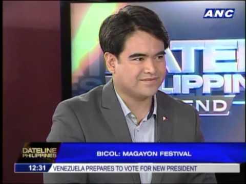 Bicol celebrates Magayon Festival