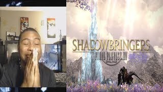 Final Fantasy XIV Shadowbringers Benchmark Trailer (Chaos Reaction)