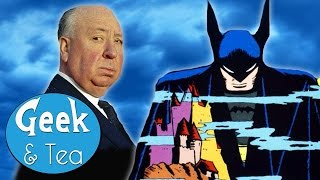 What if Hitchcock Directed Batman? - GEEK & TEA