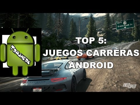 Top 5 : Mejores Juegos de Carreras para Android