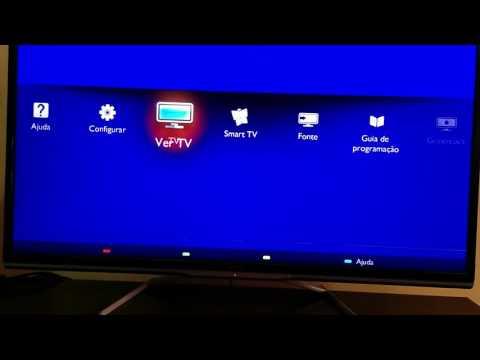 TV Philips 46PFL5508G/78 3D Ambilight - Defeito com linha horizontal