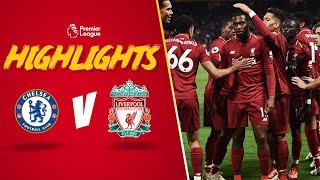 Highlghts: Chelsea 1-1 Liverpool | Sturridge Stunner at the Bridge