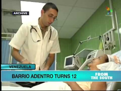Venezuela: Gov't Health Program Turns 13