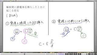 高校物理解説講義:「コンデンサー」講義12