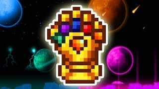 What if Terraria had an Infinity Gauntlet?
