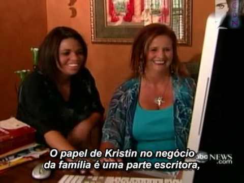 Entrevista da ABC com P.C. e Kristin Cast Legendado