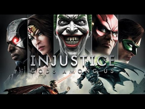 Injustice: Gods Among Us - деремся супер-героями на Android ( Review)