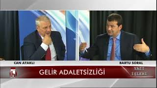 Türkiye'de büyüme gerçekleri - 16.11.2017 Can Ataklı ile Yazı İşleri 1. Bölüm