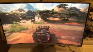 """Samsung CF591 27"""" Curved Monitor Review for Best Buy Plug-in Blog"""