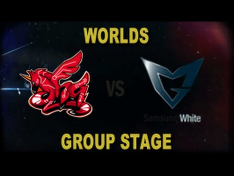 AHQ vs SSW - 2014 World Championship Groups A and B D3G3