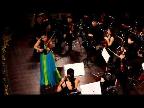 Sarah Chang: Summer mvt.3 from Vivaldi's Four seasons