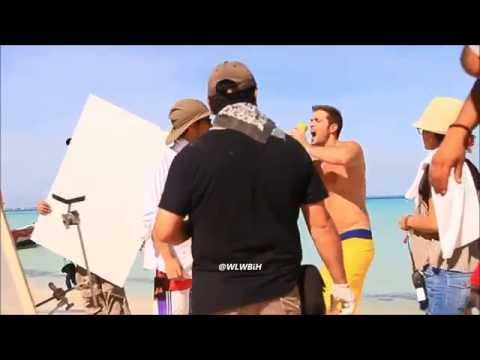 Behind the scenes of the new Papas sabritas commercial with William Levy @willylevy29