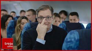 Vucic izbori spot 2017