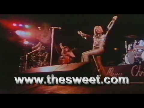 The Sweet - Hellraiser - Live At The Rainbow 1973 (mt) video