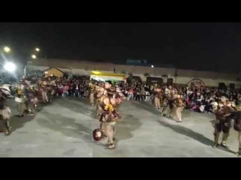 Morenada - Saya - Caporales // Promoción 2013 HIDE