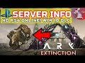 ARK PS4 ALL SERVERS ARE DOWN NO ARK EXTINCTION ONLINE WINDOWS 10 STILL NO UPDATE mp3