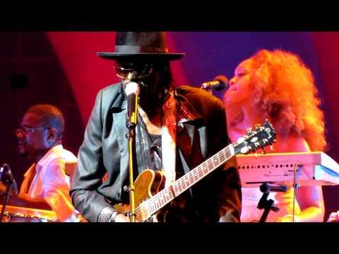 Chuck Brown, Run Joe/Chuck Baby, Prospect Park, Brooklyn, NY 7-30-11