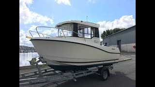 2015 Quicksilver 555 - GBP 22,000