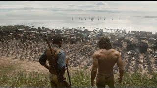 The Legend of Tarzan - Final Fight Scene