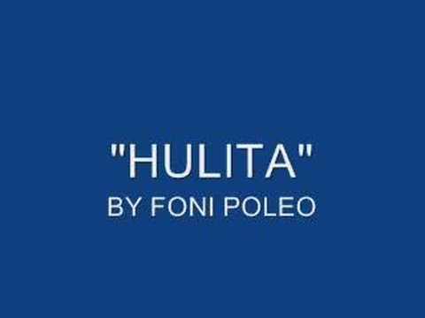HULITA - FONI POLEO