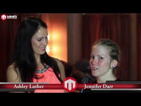 NFC #64 Post Fight Interview With Jennifer Darr
