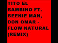 Flow Natural (Rmx) de Tito El [video]