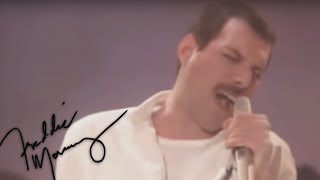 Watch Freddie Mercury Time video