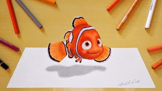 3D Drawing: Nemo